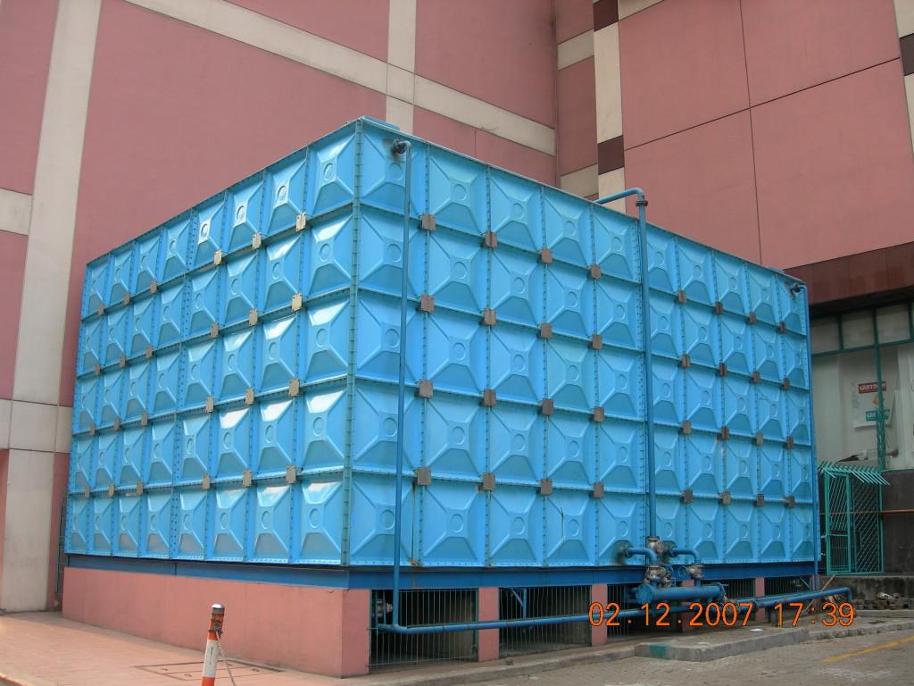Panel Tank Biosung