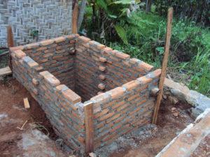 Proses Pembuatan septictank konvensional (2)