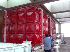 tangki panel red